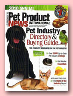 Pet Product News Magazine Cover
