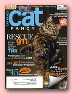 Cat Fancy Magazine Cover