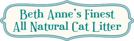 Beth Anne's Finest All Natural Cat Litter