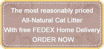 All Natural Cat Litter